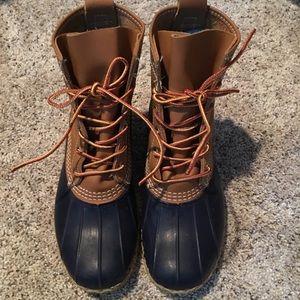L.L. Bean - Bean Boots - Size 8W